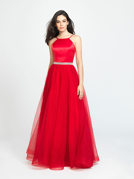 Style 19-196 gown from the 2019 Madison James Special Occasion collection, as seen on dressfinder.ca