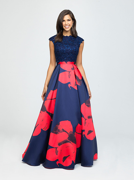 Style 19-252 gown from the 2019 Madison James Special Occasion collection, as seen on dressfinder.ca