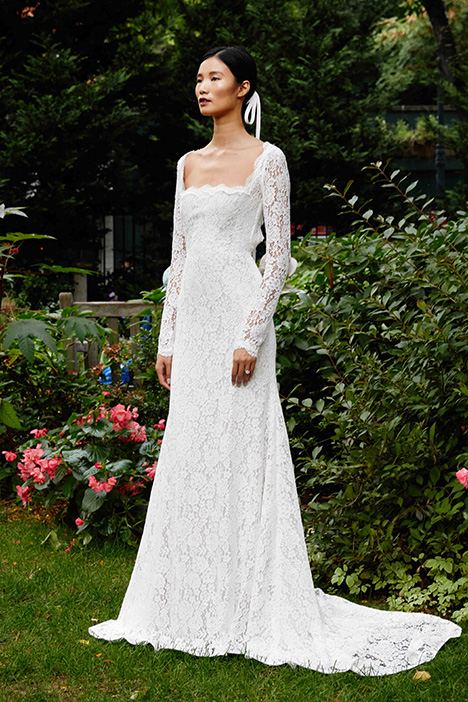 The Rosewood Wedding                                          dress by Lela Rose