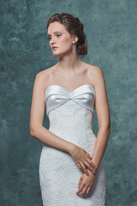 Cameron Wedding                                          dress by Sareh Nouri