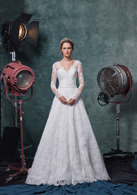 Scarlett Wedding                                          dress by Sareh Nouri