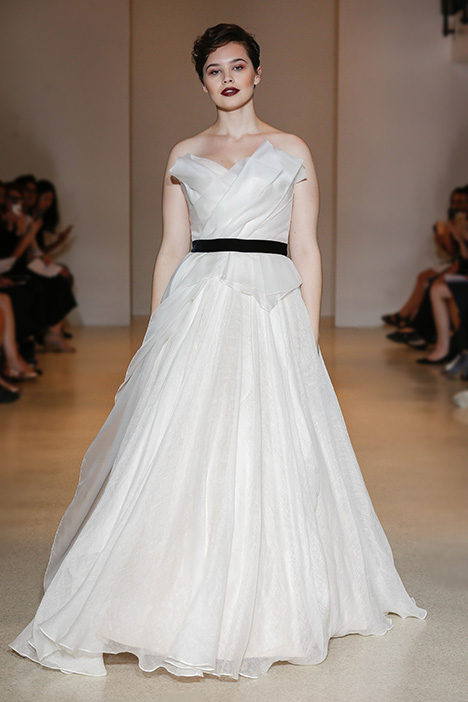 Alla Prima Wedding                                          dress by Carol Hannah