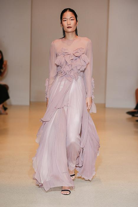 Frottage Wedding                                          dress by Carol Hannah