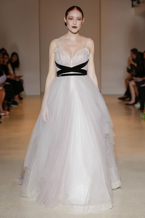 Sfumato Wedding                                          dress by Carol Hannah