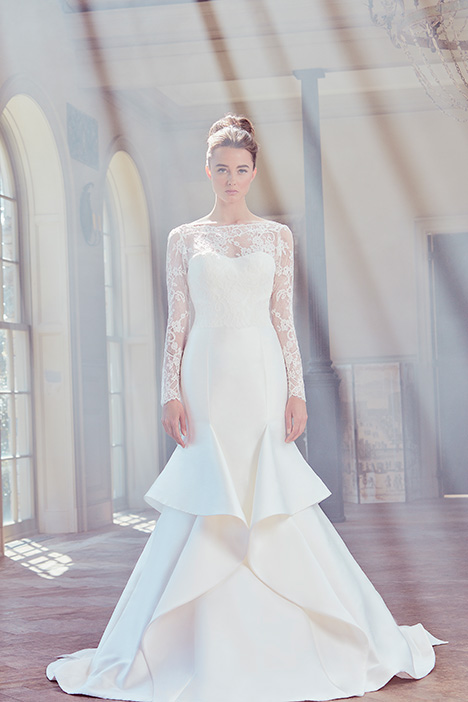 OLAH Wedding                                          dress by Sareh Nouri