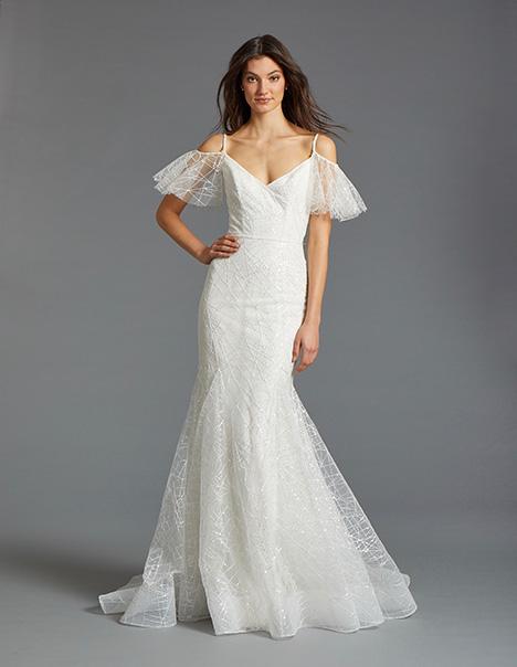 Inez Wedding                                          dress by Tara Keely by Lazaro