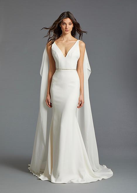 Laura Wedding                                          dress by Tara Keely by Lazaro