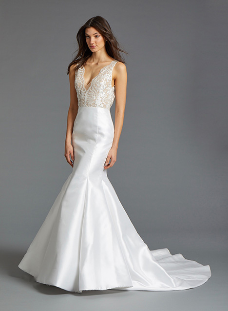 Mia Wedding                                          dress by Tara Keely by Lazaro