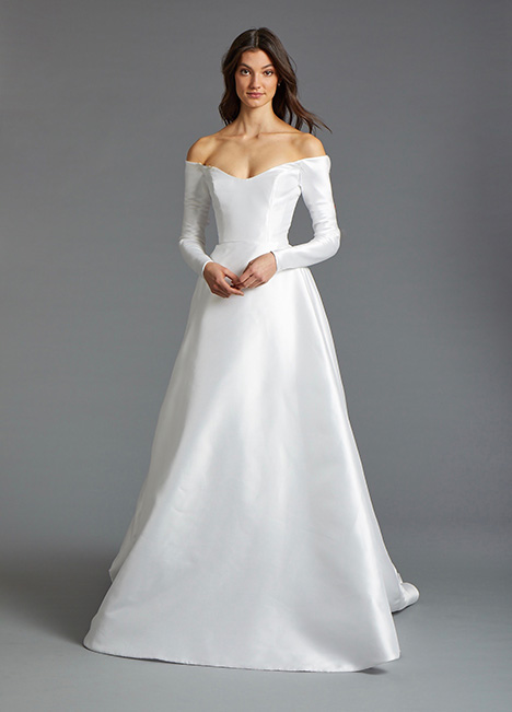 Katherine Wedding                                          dress by Tara Keely by Lazaro