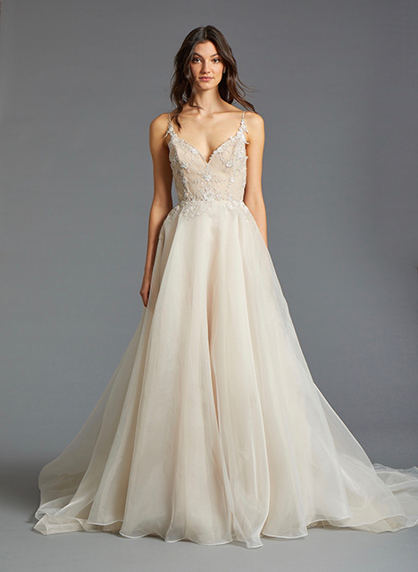 Rosa Wedding                                          dress by Tara Keely by Lazaro