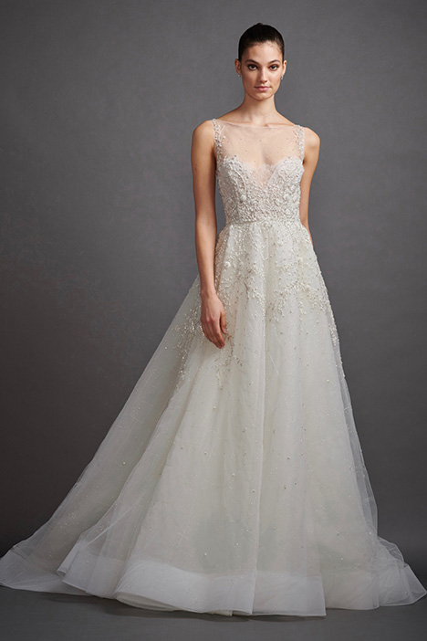 Gabriela Wedding                                          dress by Lazaro