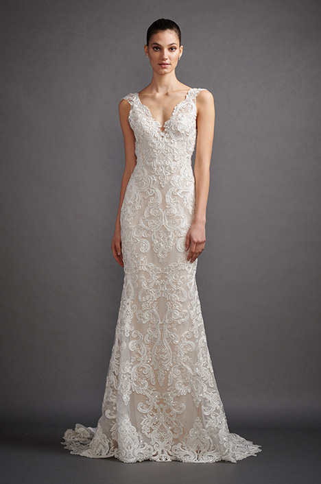 Lucia Wedding                                          dress by Lazaro