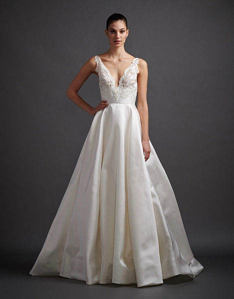 Rafaella 3905 Wedding                                          dress by Lazaro