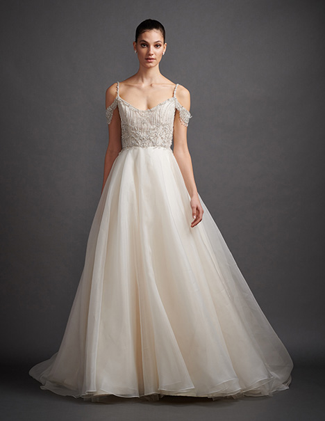 Juliet Wedding                                          dress by Lazaro