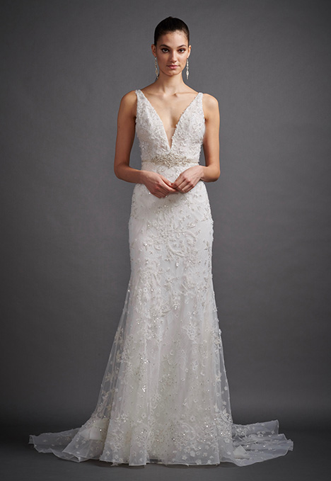 Josephina 3913 Wedding                                          dress by Lazaro