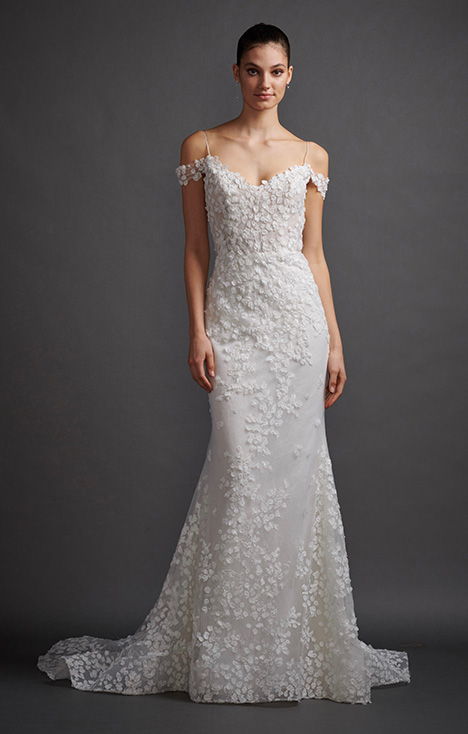Olivia Wedding                                          dress by Lazaro