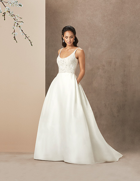 Chantel Wedding                                          dress by Caroline Castigliano