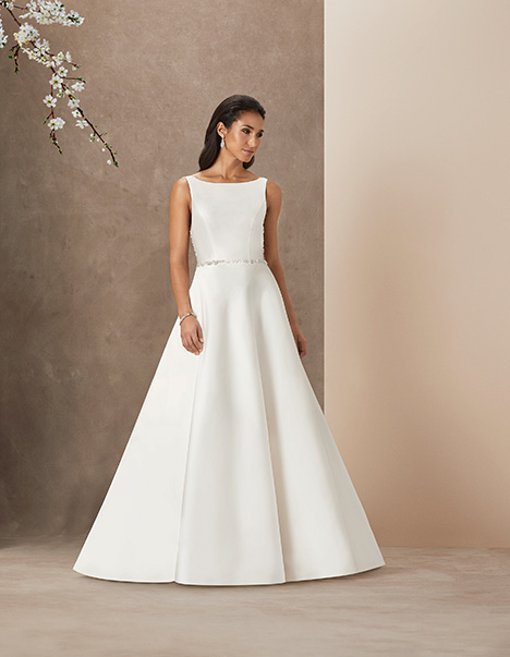 Society Girl Wedding                                          dress by Caroline Castigliano