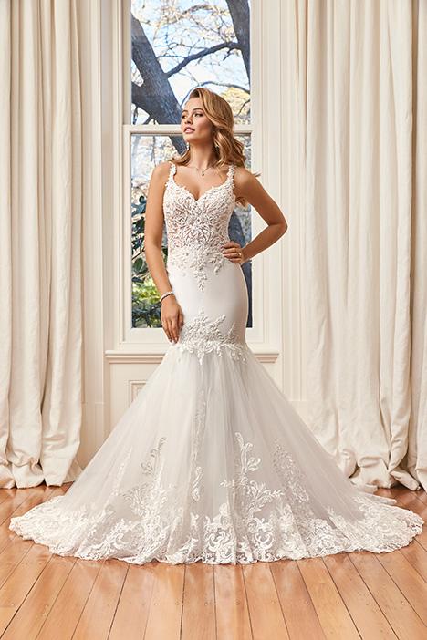 Nicola Wedding                                          dress by Sophia Tolli