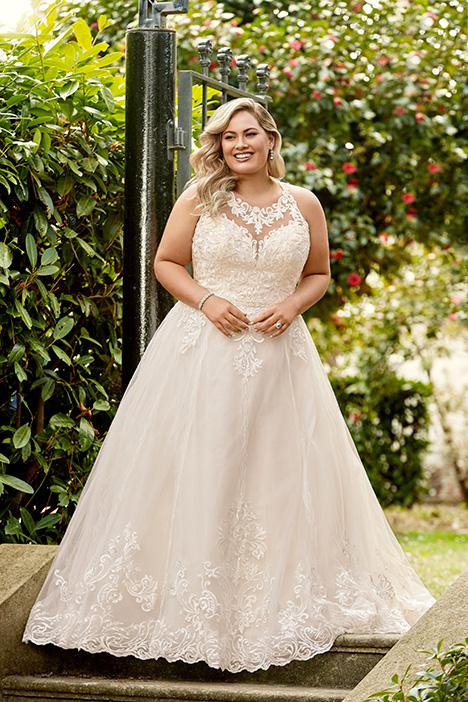 Y11948 + Wedding                                          dress by Sophia Tolli