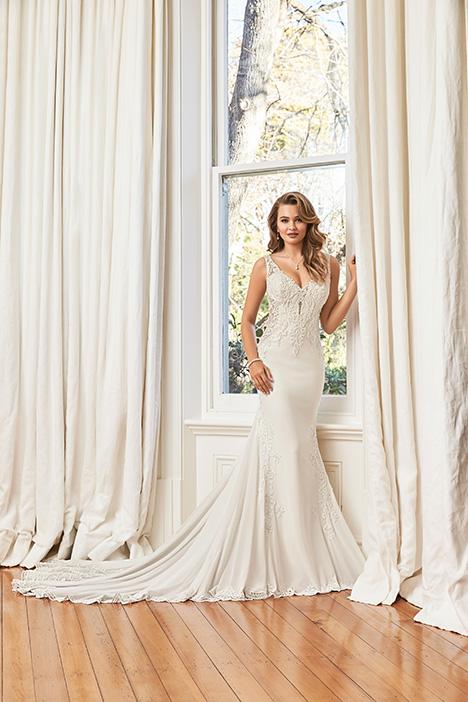 Y11950 Wedding                                          dress by Sophia Tolli