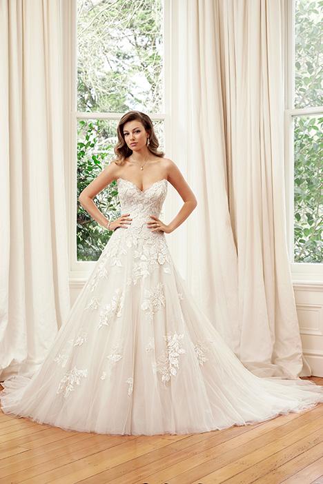 Y11953 Wedding                                          dress by Sophia Tolli