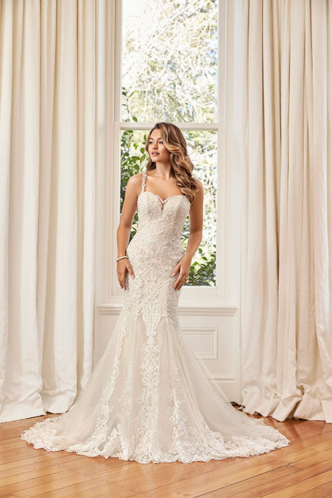 Y11956 Wedding                                          dress by Sophia Tolli
