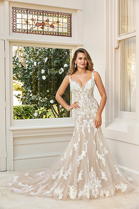 Y11957A Wedding                                          dress by Sophia Tolli