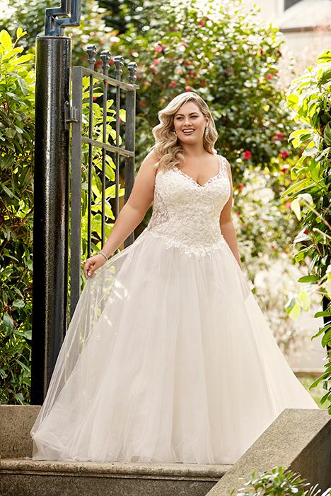Y11965 + Wedding                                          dress by Sophia Tolli