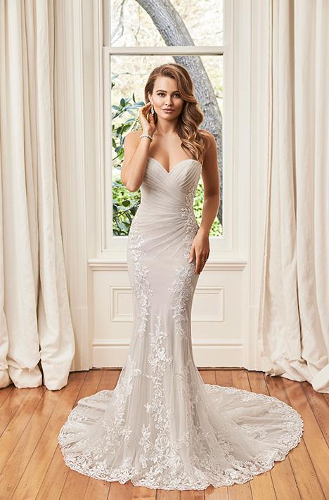 Y11966 Wedding                                          dress by Sophia Tolli