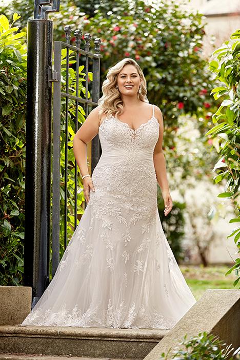 Y11971 + Wedding                                          dress by Sophia Tolli