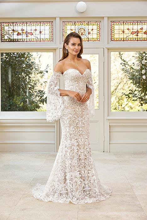 Y11951 + Y11951SL Wedding                                          dress by Sophia Tolli