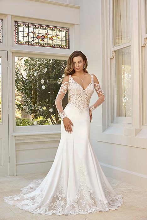 Y11959A + Y11959SL Wedding                                          dress by Sophia Tolli