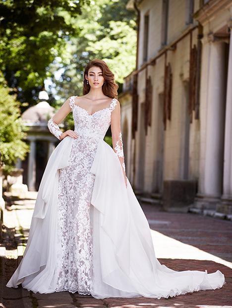 119284 (+ overskirt) Wedding dress by Martin Thornburg for Mon Cheri
