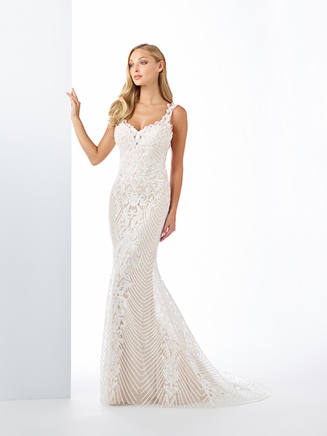Style 119120 gown from the 2019 Enchanting by Mon Cheri collection, as seen on dressfinder.ca