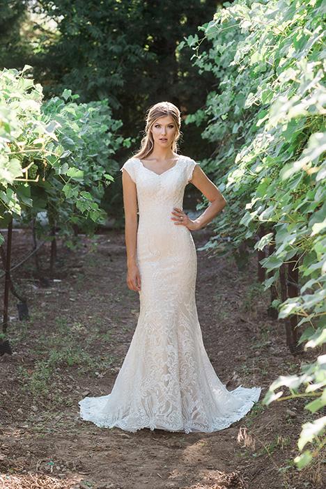 TR11975 Wedding                                          dress by Modest by Mon Cheri