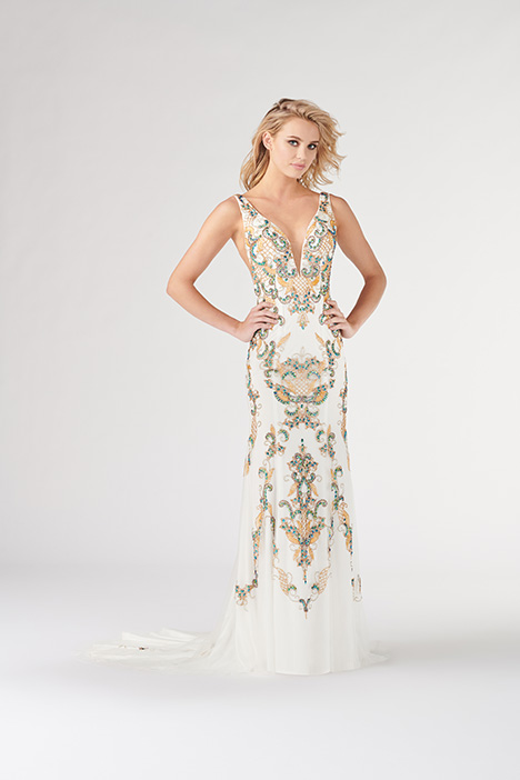 CL19813 gown from the 2019 Colette by Mon Cheri collection, as seen on dressfinder.ca