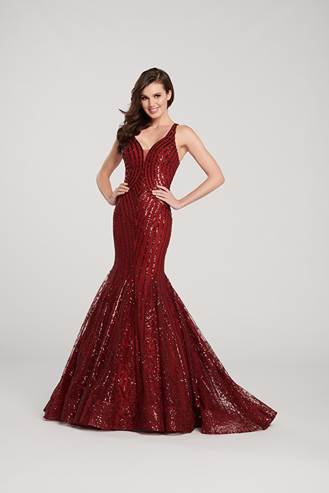 Style EW119025 gown from the 2019 Ellie Wilde collection, as seen on dressfinder.ca