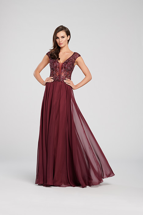 Style EW119050 gown from the 2019 Ellie Wilde collection, as seen on dressfinder.ca