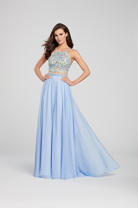 Style EW119073 gown from the 2019 Ellie Wilde collection, as seen on dressfinder.ca