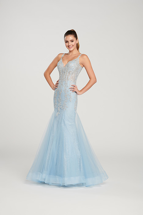 Style EW119093 gown from the 2019 Ellie Wilde collection, as seen on dressfinder.ca