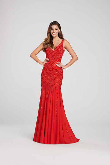 Style EW119107 gown from the 2019 Ellie Wilde collection, as seen on dressfinder.ca