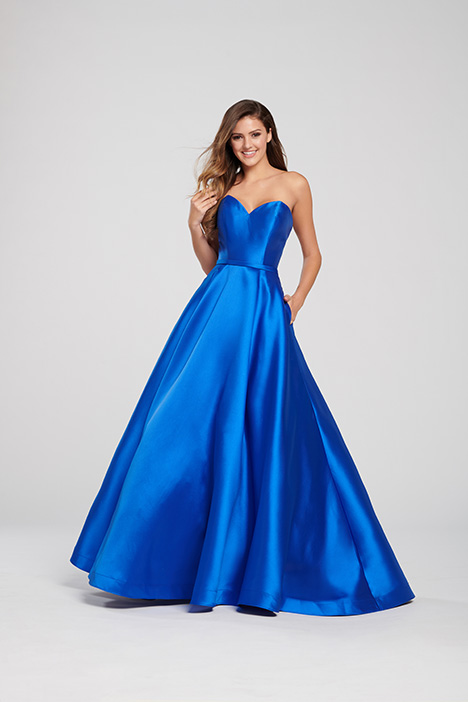 EW119186 Prom                                             dress by Ellie Wilde