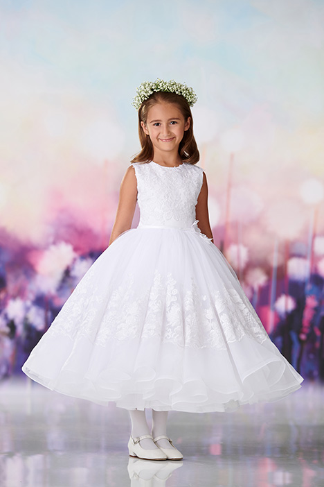 119371 Flower Girl                                      dress by Joan Calabrese