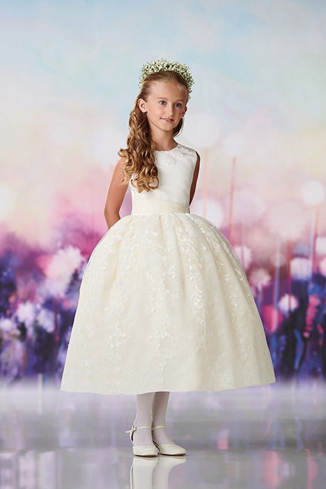 119372 Flower Girl                                      dress by Joan Calabrese