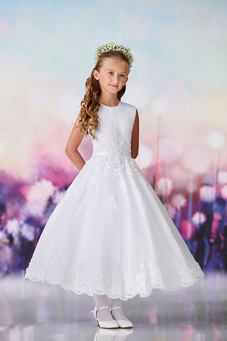 119377 Flower Girl                                      dress by Joan Calabrese