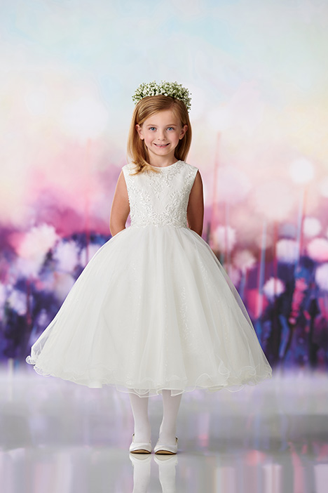 119378 Flower Girl                                      dress by Joan Calabrese