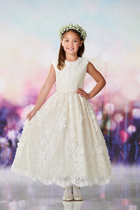 119379 Flower Girl                                      dress by Joan Calabrese
