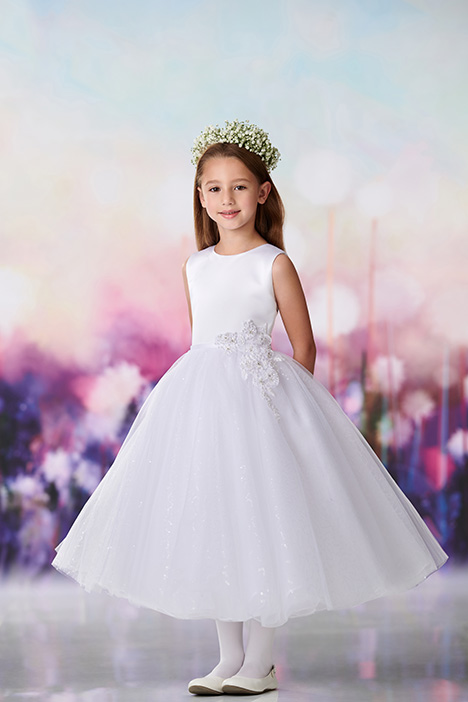 119380 Flower Girl                                      dress by Joan Calabrese