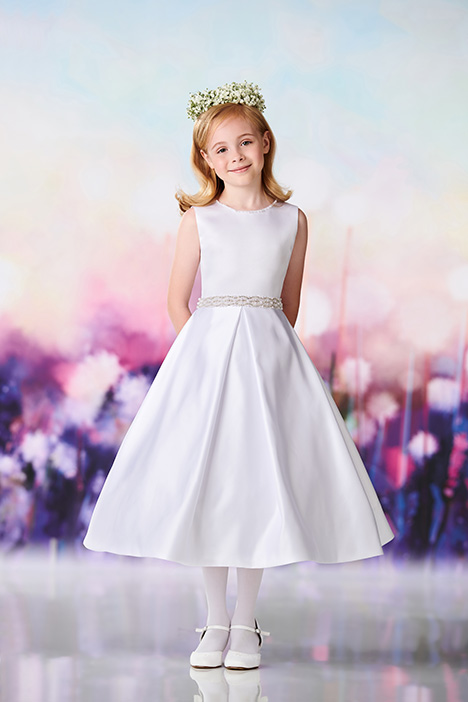 119382 Flower Girl                                      dress by Joan Calabrese